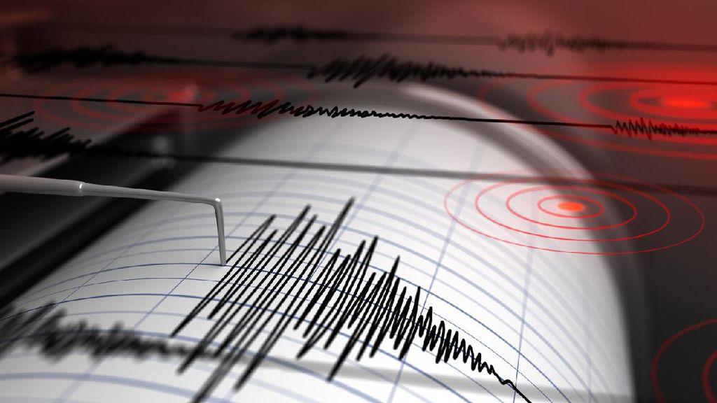 Gempa M 4,6 Guncang Nias Utara, Tak Berpotensi Tsunami