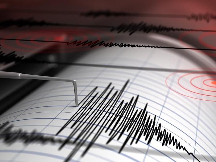 Ilustrasi gempa bumi (iStock)