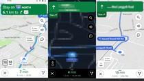 Google Maps Kini Punya Mode Mobil, Seperti Apa?