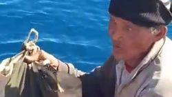 Viral Nelayan Lansia 6 Hari Terombang-ambing dalam Boks Gabus di Laut