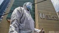 Hotel U Stay jadi Tempat Isolasi Mandiri Pasien OTG di Jakpus