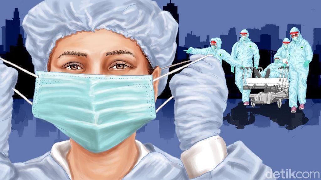 Dokter Spanyol Gelar Aksi Mogok Nasional di Tengah Pandemi Corona