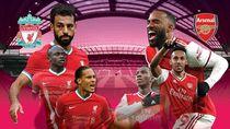 Sengit di Merseyside: Liverpool vs Arsenal