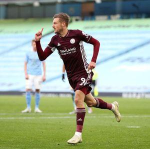 Jamie Vardy, Pembunuh Manchester City