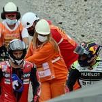 Insiden Dovizioso dan Zarco Crash Barengan, Gara-gara Siapa?