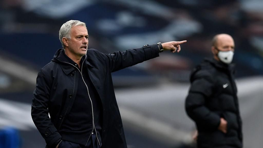 Mourinho Sebut VAR Sebagai Man Of The Match?