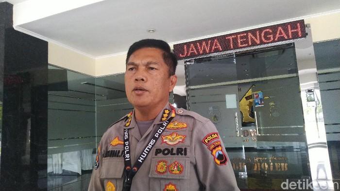 Kabid Humas Polda Jateng Kombes Iskandar F Sutisna