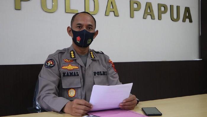 Kabid Humas Polda Papua Kombes Ahmad Musthofa Kamal (dok. Istimewa)