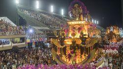 Pertama Setelah 100 Tahun, Karnaval Rio de Janeiro Ditunda