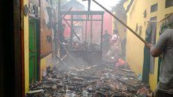 Lima Rumah Hangus Terbakar di Cianjur, 3 di Antaranya Rata dengan Tanah