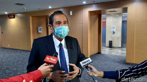 Ketua Dewan Pengawas KPK, Tumpak Hatorangan Panggabean
