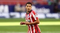 Debut Menggigit Luis Suarez di Atletico: 2 Gol, 1 Assist