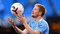 Setelah 17 Tahun, Manchester City Kebobolan Lima Gol Lagi