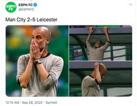 Meme City Guardiola