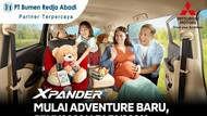 Promo Mitsubishi Xpander, Cicilan Bunga 0% hingga 2 Tahun