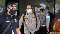 Djoko Tjandra-Anita Pakai Baju Tahanan, Brigjen Prasetijo Berseragam Polisi
