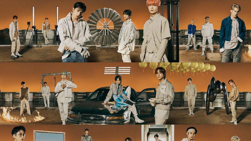 NCT Rilis Lagu Make a Wish 12 Oktober, Dibawakan oleh 7 Member