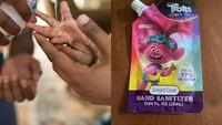 Dikira Bubur Bayi, Nenek Ini Tak Sengaja Suapi Cucunya Hand Sanitizer