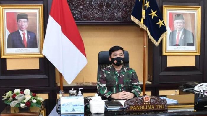 Panglima TNI Marsekal Hadi Tjahjanto