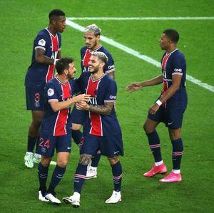 Dwigol Mauro Icardi Bawa PSG Menang 2-0 di Kandang Reims