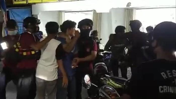 Pelaku tawuran diamankan polisi