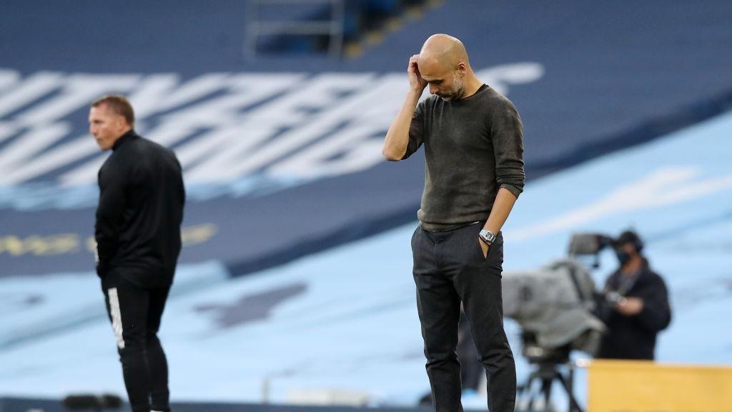 Pep Guardiola: Saya Minta Maaf
