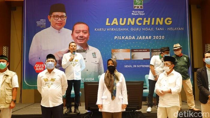 PKB Jabar luncurkan 3 kartu untuk Pilkada Serentak 2020