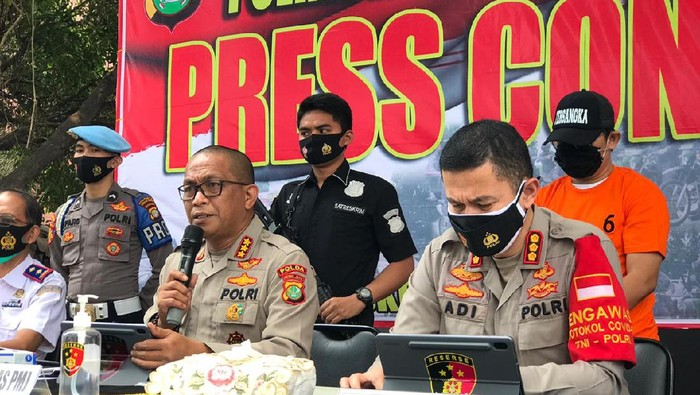 Polisi rilis kasus pelecehan di Bandara Soekarno-Hatta