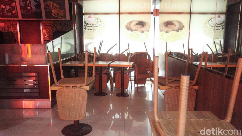 PSBB Transisi Nyaris Sepekan, 40% Restoran di DKI Masih Tutup
