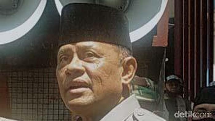salah satu tokoh deklator KAMI Gatot Nurmantyo
