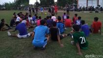 Tim Liga 3 Gelar Seleksi Saat Mojokerto Zona Merah COVID-19
