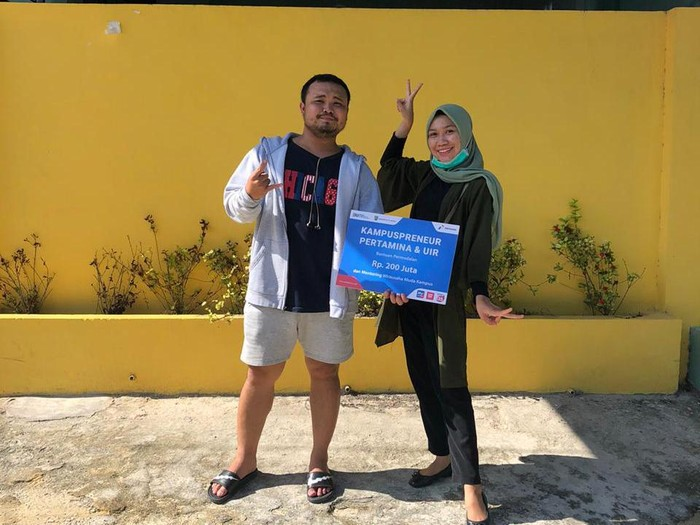Tim juri program Kampuspreneur yang digelar Pertamina di Universitas Islam Riau menetapkan 20 proposal wirausaha terbaik dari para mahasiswa dan mahasiswi.