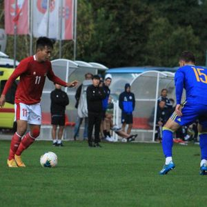 Link Live Streaming Timnas U-19 Vs Dinamo Zagreb