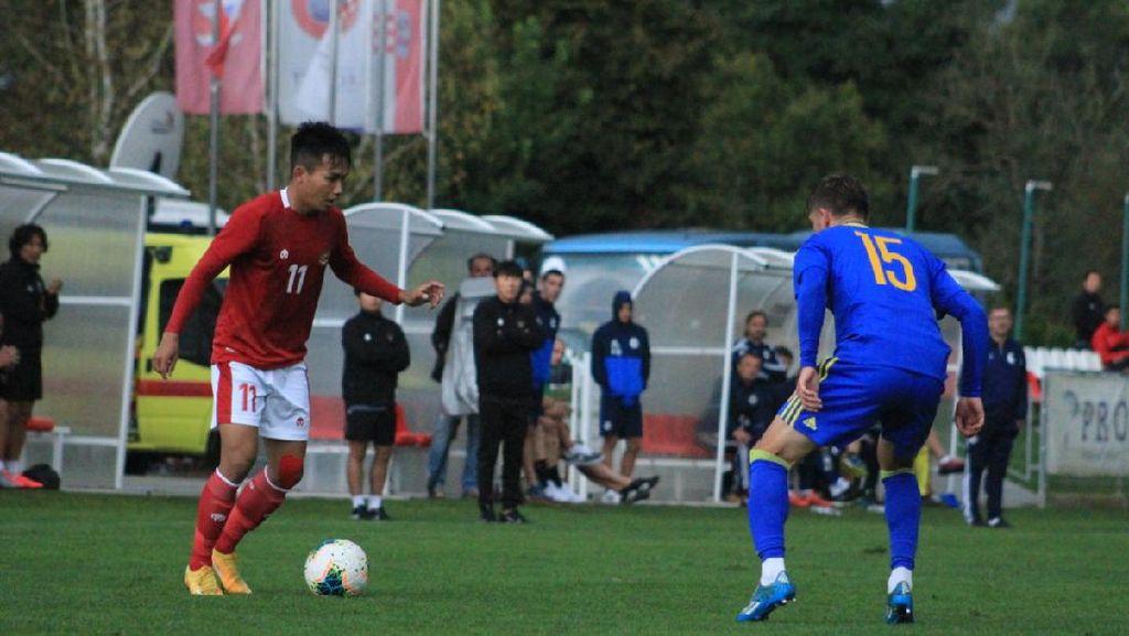 Shin Tae-yong Mengakui Timnas U-19 Masih Gampang Capek