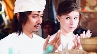 Potret Bule yang Nikahi Pria Bali, Dianggap Cantik Tapi Bukan Istri yang Baik