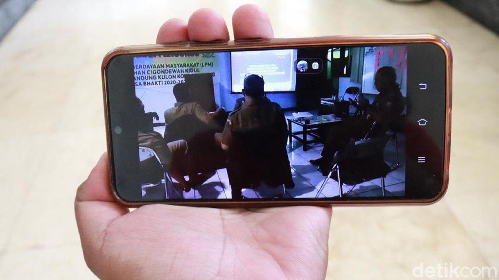 Camat Bandung Kulon Angkat Bicara Terkait Video PNS Asyik Karaoke