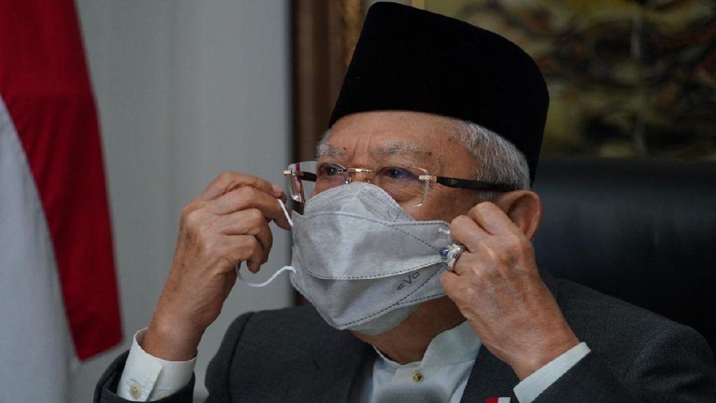 Maruf: Menjaga Protokol Kesehatan Merupakan Perintah Agama