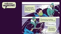 Cerita Komikus Haryadhi Buat Komik Pendek soal Karantina Pandemi