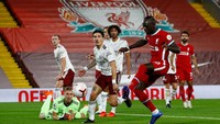 Liverpool Vs Arsenal: The Reds Unggul 2-1 di Babak I