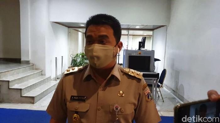 Wakil Gubernur DKI Jakarta, Ahmad Riza Patria