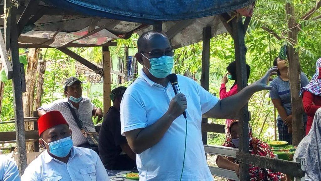 Temui Pemulung, Akhyar Bicara Program Olah Sampah Organik Jadi Pakan Ternak