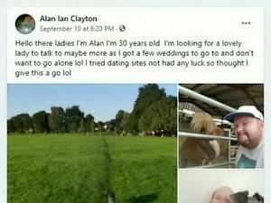 Putus Asa Selalu Gagal Dapat Pacar, Pria Ini Obral Diri di Iklan Facebook