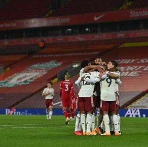 Liverpool Vs Arsenal: Xhaka Marahi The Gunners Usai Unggul