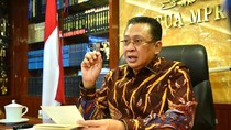 Ketua MPR Ajak Mahasiswa USU Bantu Penanganan Pandemi COVID-19