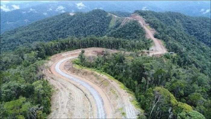 Catatan Untuk Pembangunan Jalan Trans Papua