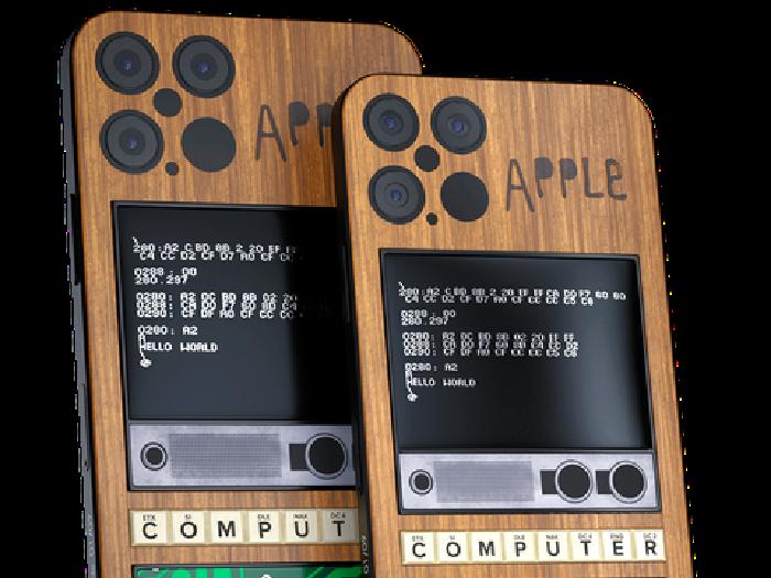 Caviar memperkenalkan kembali ponsel mewan nan elgan. Memperingati produk pertama Apple, Caviar memodifikasi iPhone 12 yang bentuknya bertemakan Apple 1 tapi harganya bisa mencapai satu unit mobil LCGC.
