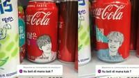Minuman Soda Edisi BTS Dijual Rp 125 Ribu per Kaleng, Army Mau Beli?