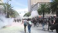 Demo Menuntut Aborsi Dilegalkan di Meksiko Ricuh