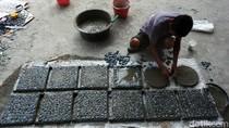 Di Tengah Pandemi, Penjualan Batu Koral Sikat Meningkat
