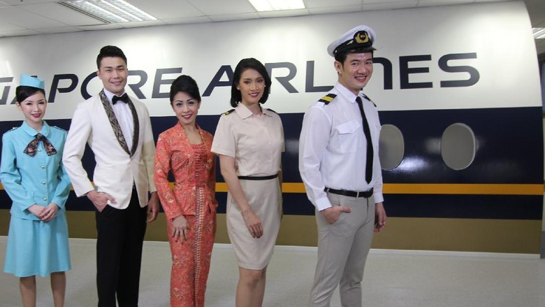 Discover Your Singapore Airlines